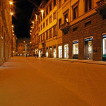 Via Tornabuoni - Firenze