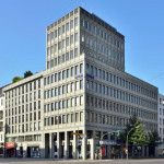 Friedrichstrasse 118 – honed finish – work carried out in 2000 – photo taken in August 2013