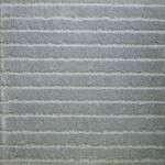 обожжённая поверхность - прямое рифление