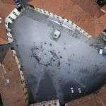Piazza Cavalieri - geflammter Bodenbelag
