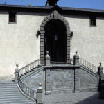 restoration and renovation of the staircase